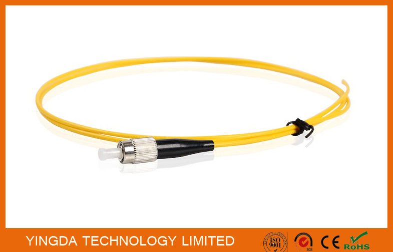 FC UPC SM SX Pigtail 1.6mm LSZH, Fiber Optic Pigtails FC PC Single Mode Simplex Tedarikçi